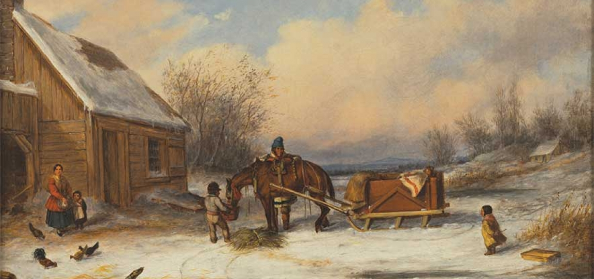 Early Canadian » The Sobey Art Foundation